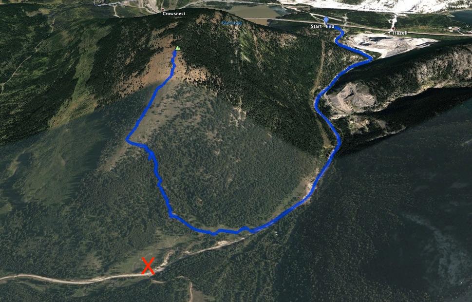 island ridge route2